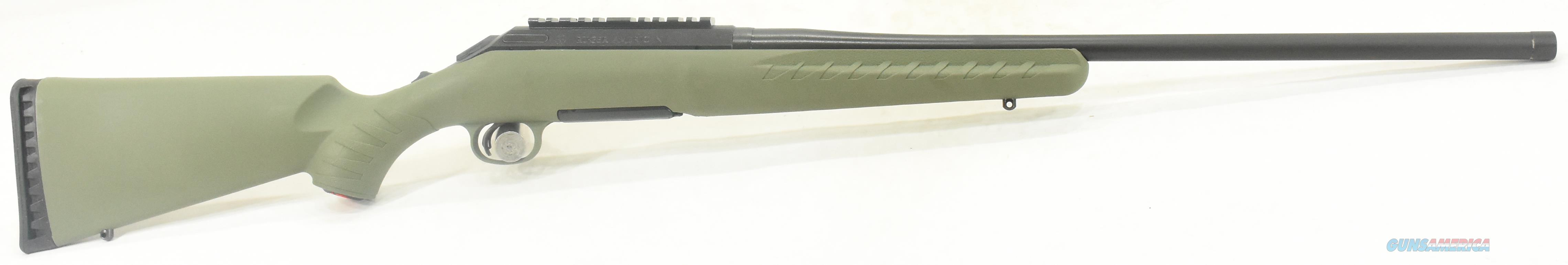 American Predator Green LH 7mm-08 22In  26917  Guns > Rifles > Ruger Rifles > American Rifle