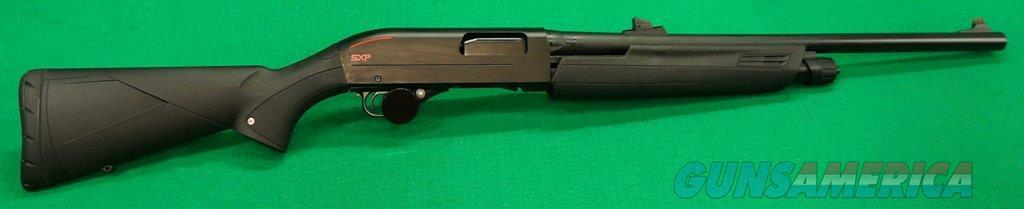 SXP Black Shadow Deer Rifled 12Ga 22-3In  512261340  Guns > Shotguns > Winchester Shotguns - Modern > Pump Action > Hunting