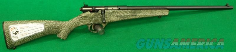 Landry  Rascal Series 22LR 16In  13617 - Gator Cammo!  Guns > Rifles > Savage Rifles