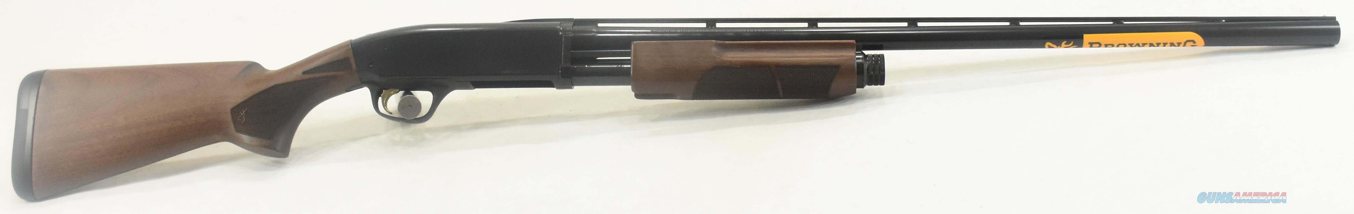 BPS Field Walnut 12Ga 28-3In 012286304012286304  Guns > Shotguns > Browning Shotguns > Pump Action > Hunting