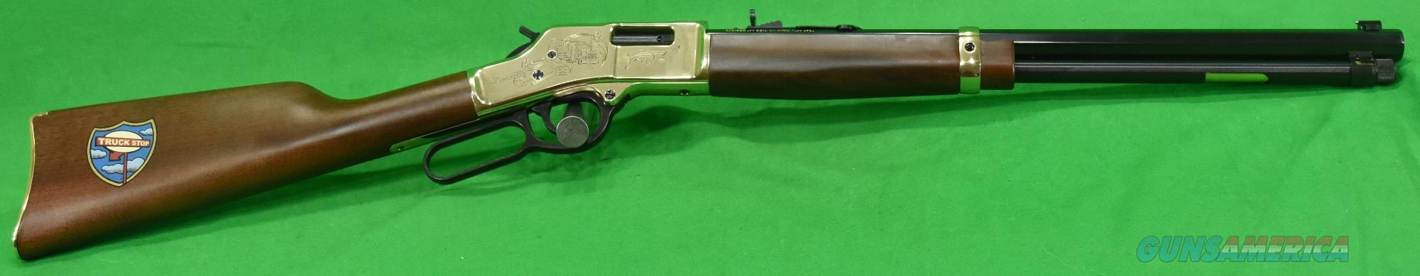 Big Boy Truckers Tribute 44Mag 20In  H006TT  Guns > Rifles > Henry Rifles - Replica