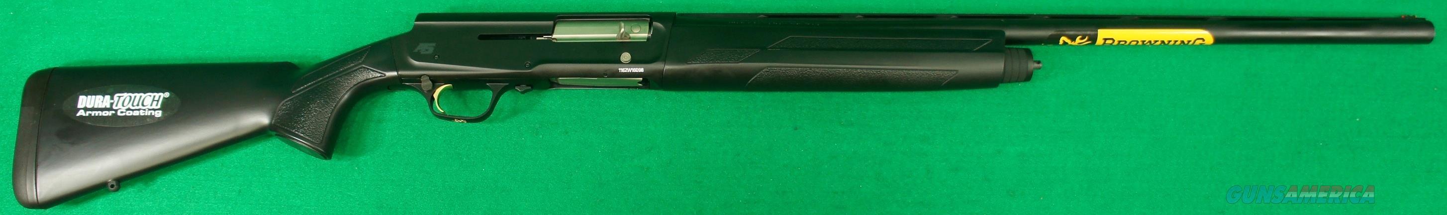 A5 Synthetic Stalker 12Ga 28-3In  0118013004  Guns > Shotguns > Browning Shotguns > Autoloaders > Hunting