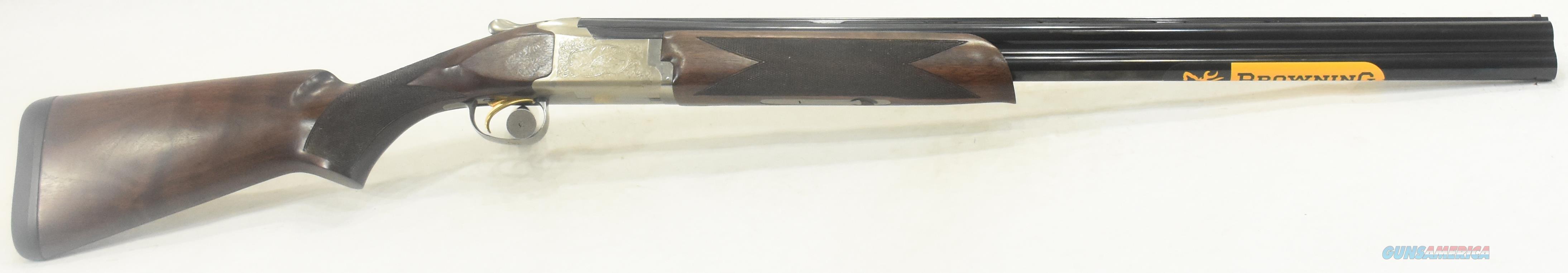 Citori 725 Feather Walnut 12Ga 28-3In 0135663004  Guns > Shotguns > Browning Shotguns > Over Unders > Citori > Hunting