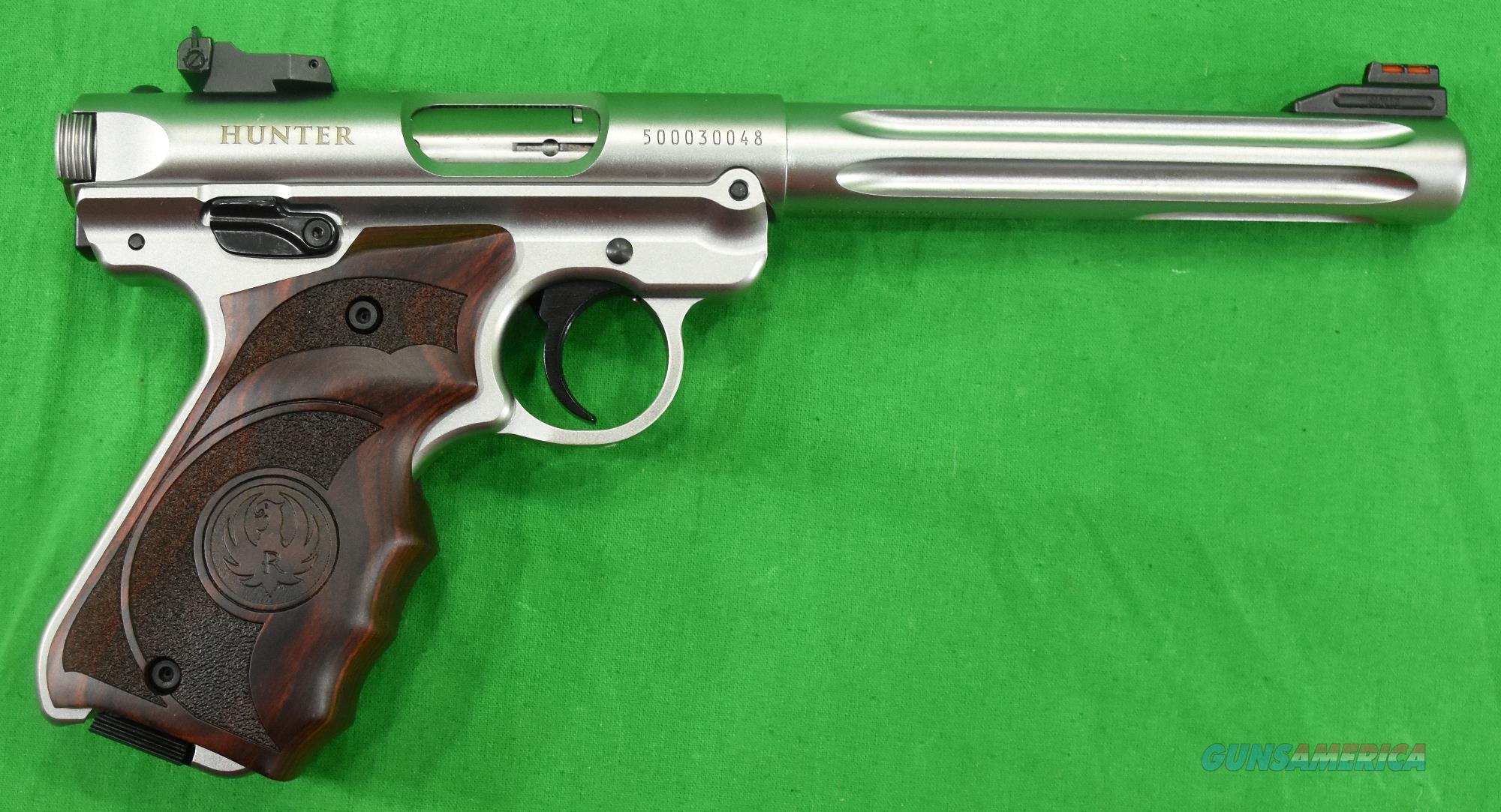 Mark IV Hunter Target SS 22LR 6.88In  40160  Guns > Pistols > S Misc Pistols