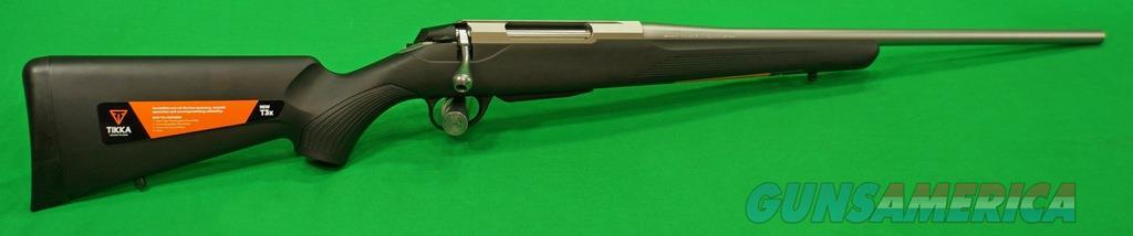 T3x Lite SS 270Win 22.4In  JRTXB318  Guns > Rifles > Tikka Rifles > T3