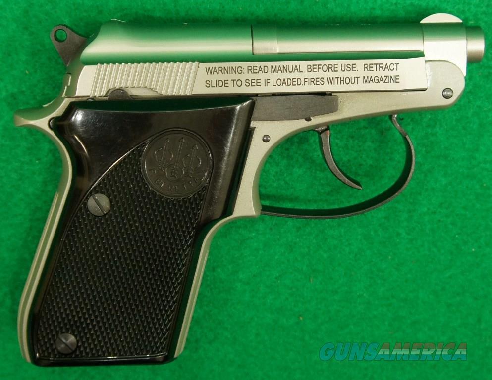 Beretta Bobcat 21 21A Inox Stainless 22 LR J212500  Guns > Pistols > Beretta Pistols > Small Caliber Tip Out