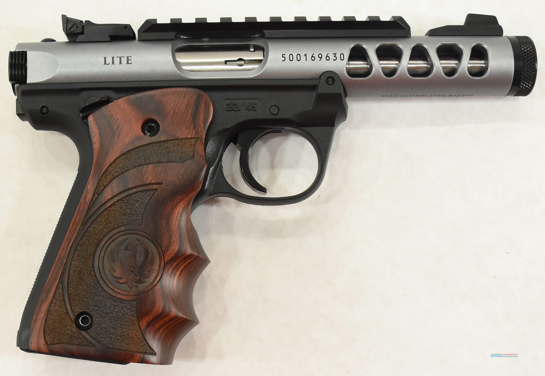 Mark IV 22/45 Lite Gray 22LR 4.4In  43921  Guns > Pistols > S Misc Pistols