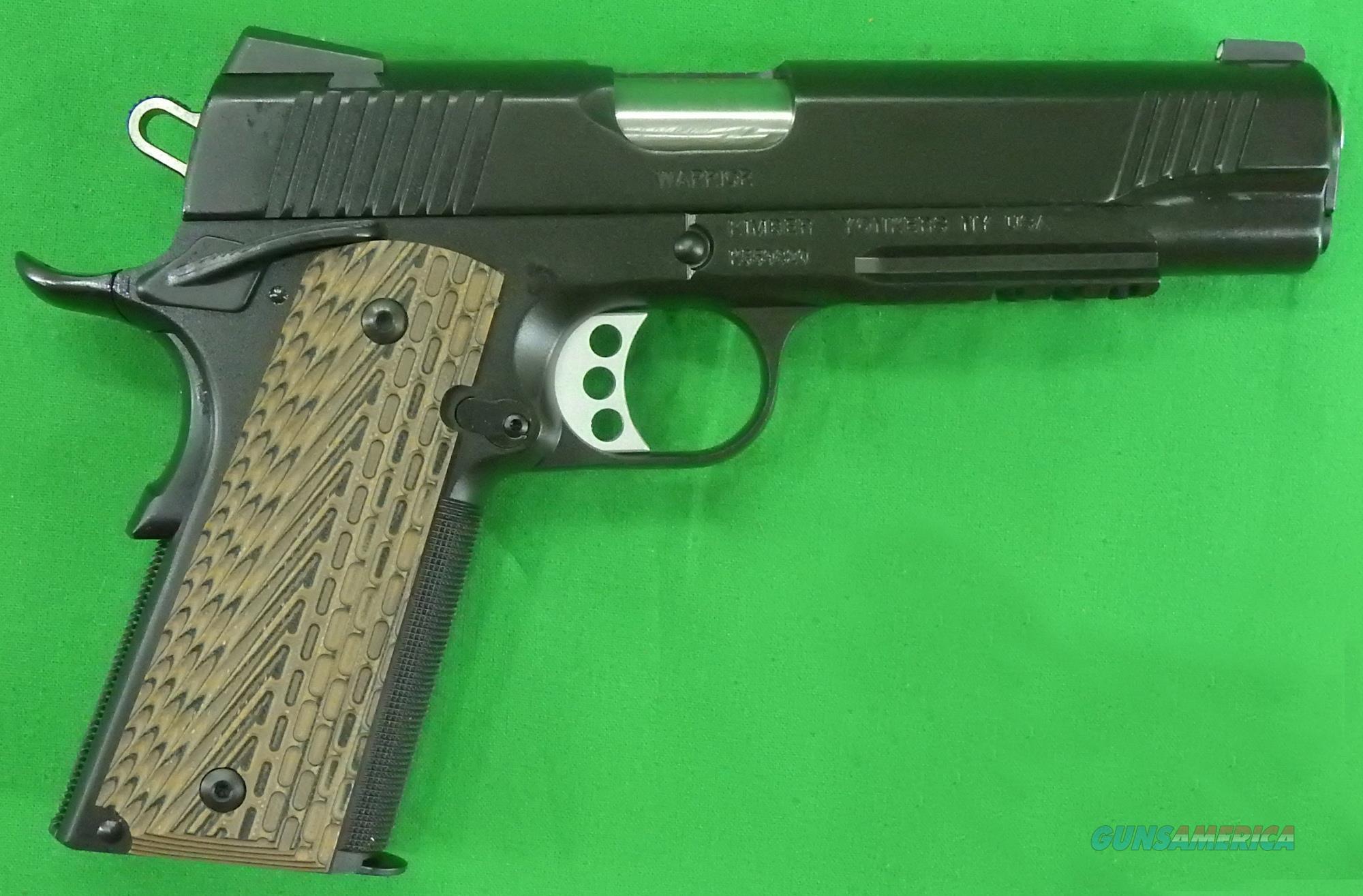 Warrior Black 45ACP 5In  3000252  Guns