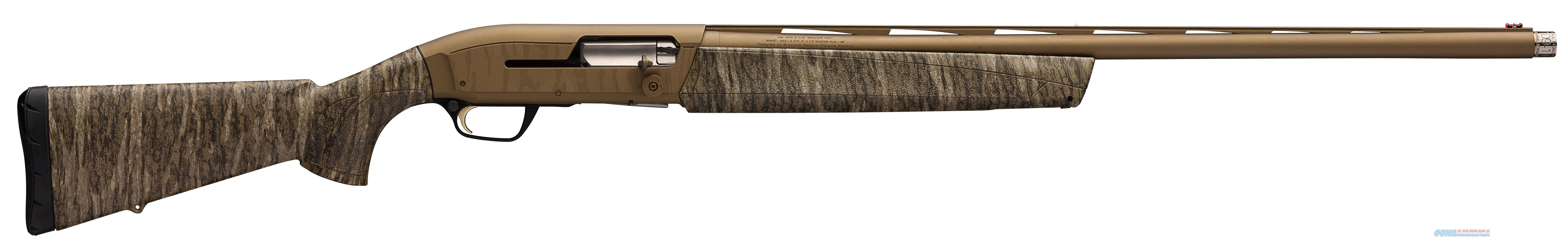 Maxus Wicked Wing MOBL 12Ga 28-3.5In 011672204  Guns > Shotguns > Browning Shotguns > Autoloaders > Hunting