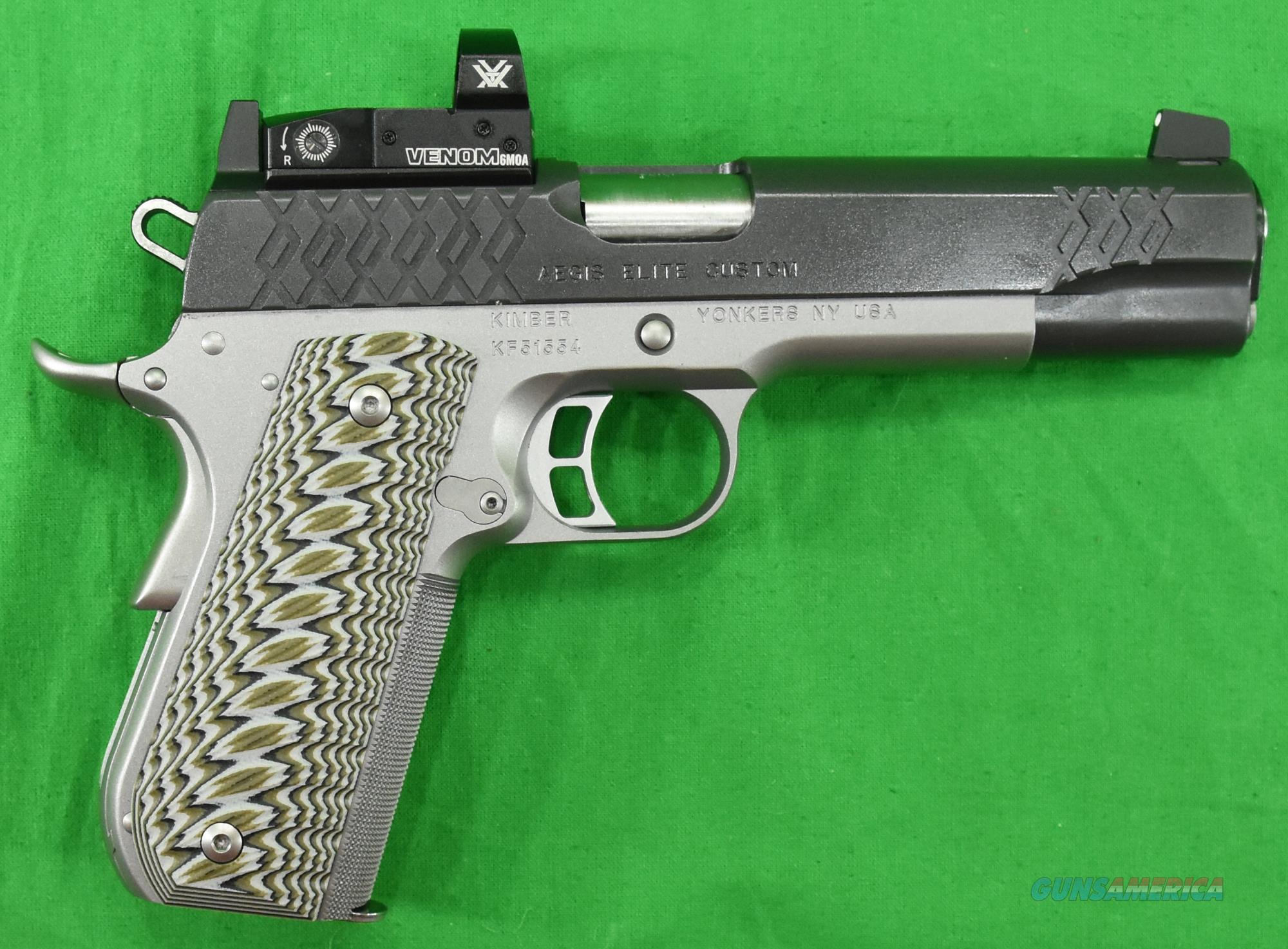 Aegis Elite w/Venom 9mm 5In  3000353  Guns