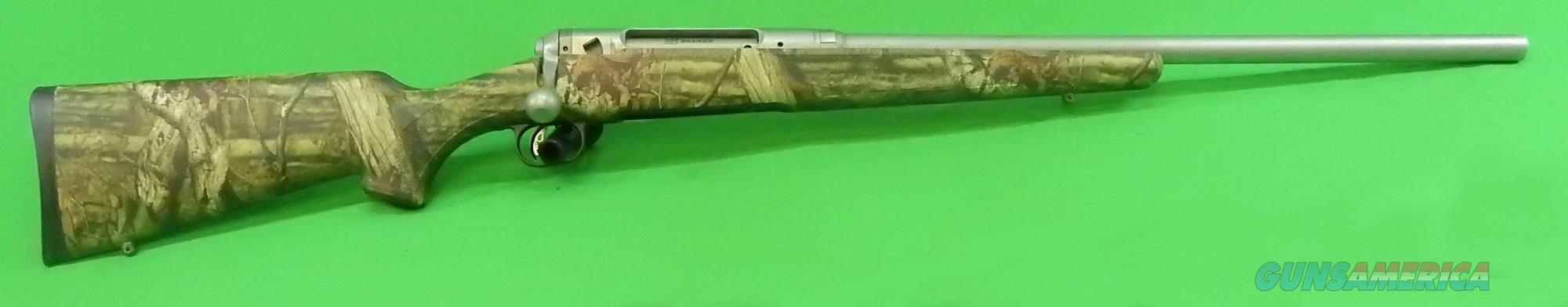 220 Slug Gun Camo SS 20Ga 22In 19641  Guns > Shotguns > Savage Shotguns