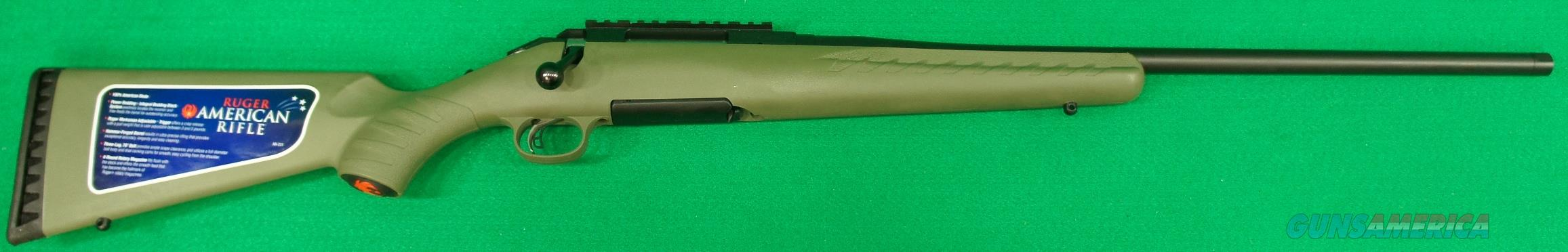 American Rifle Predator 22-250Rem 22In  6945  Guns > Rifles > Ruger Rifles > American Rifle