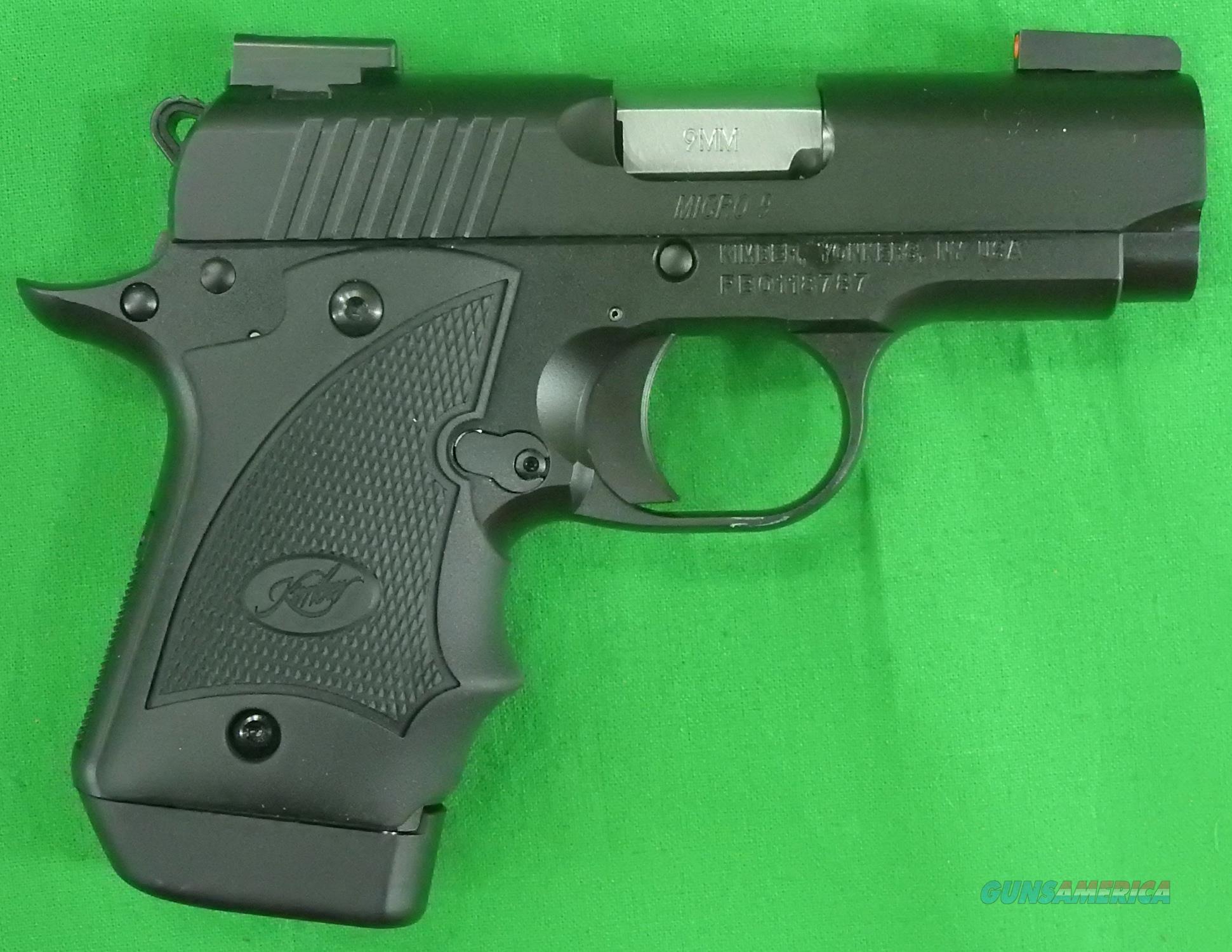 Micro 9 Nightfall TFX Pro 9mm 3.15In  3000194  Guns