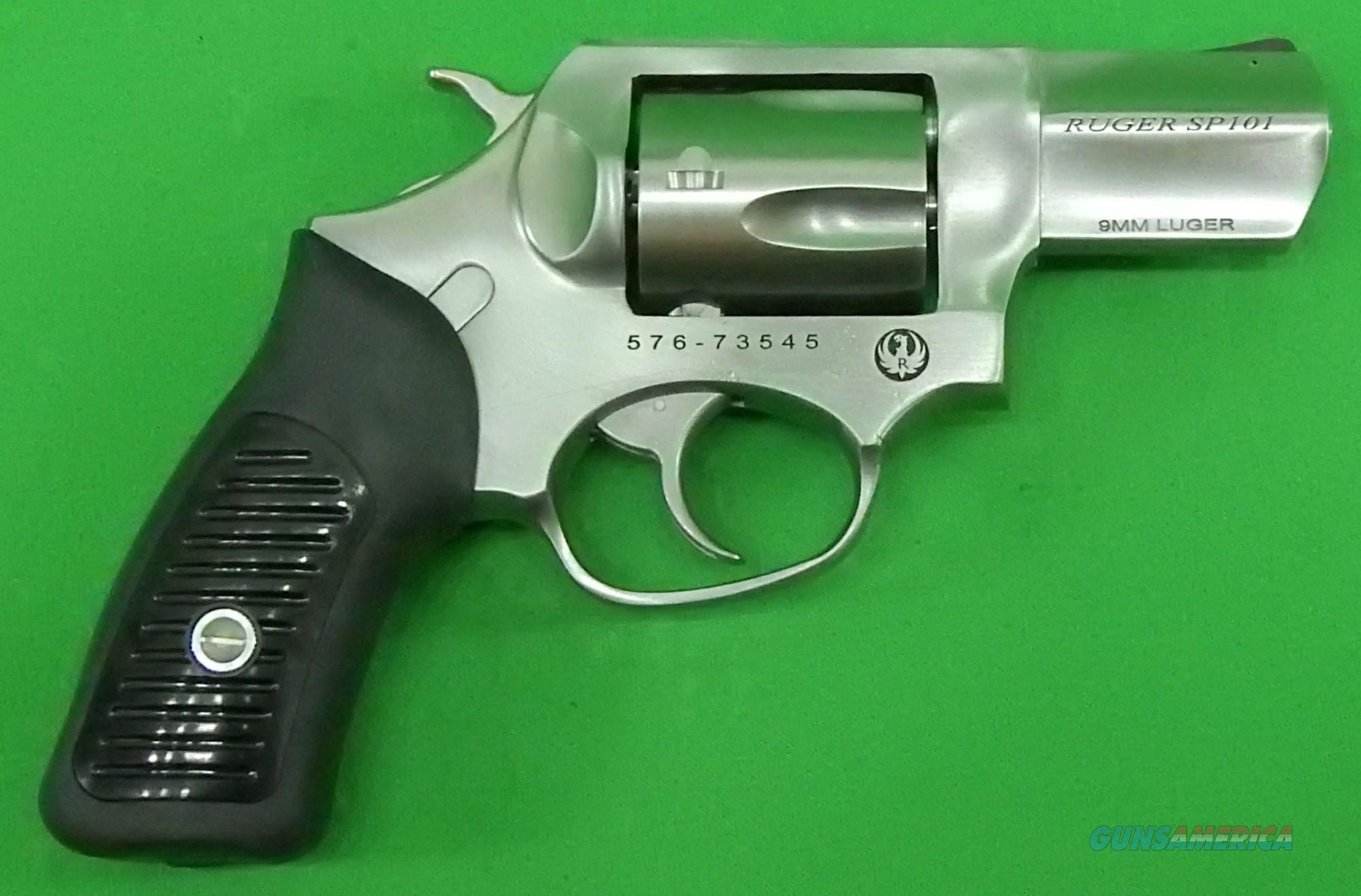 SP101 SS 9mm 2.25In   05783  Guns > Pistols > S Misc Pistols