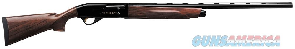 Element Deluxe 20 Ga 28-3In  EDX2028PGG  Guns > Shotguns > Weatherby Shotguns > Hunting > Autoloader