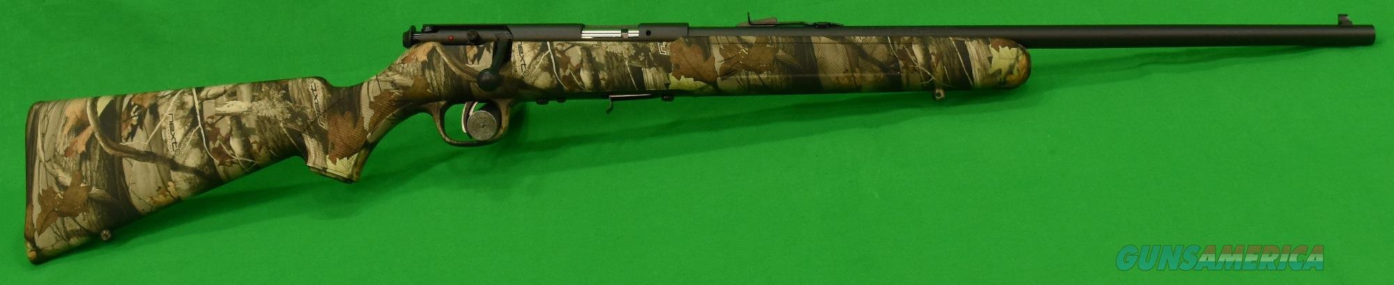 Mark II Syn Camo 22 LR 21In  26800  Guns > Rifles > Savage Rifles > Accutrigger Models