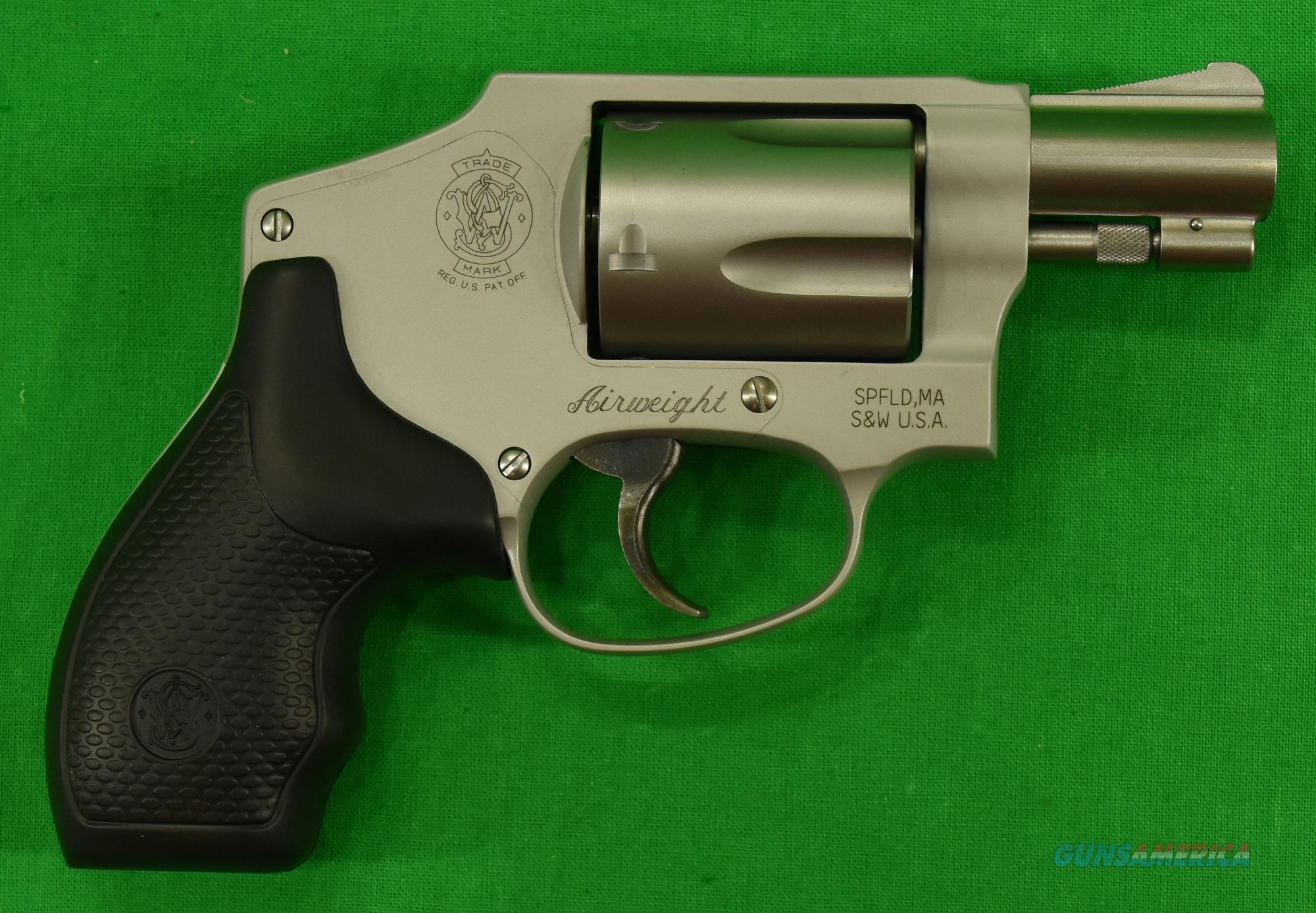 Model 642 SS 38Spl 1.87In  163810  Guns > Pistols > Smith & Wesson Revolvers > Full Frame Revolver