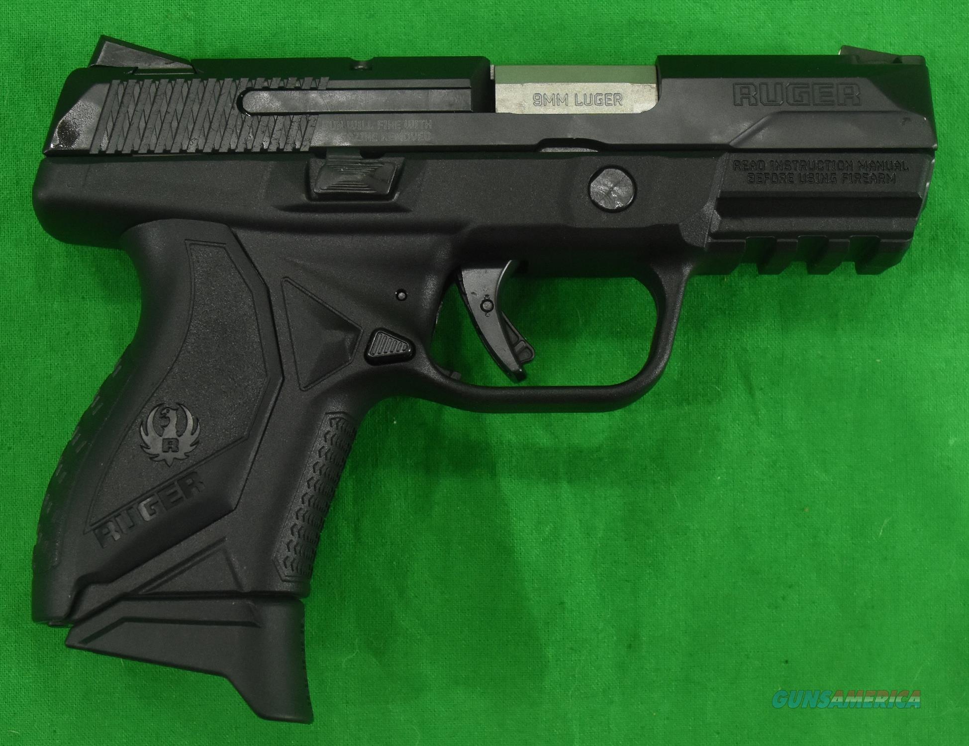American Compact 9mm 3.55In  8637  Guns > Pistols > S Misc Pistols