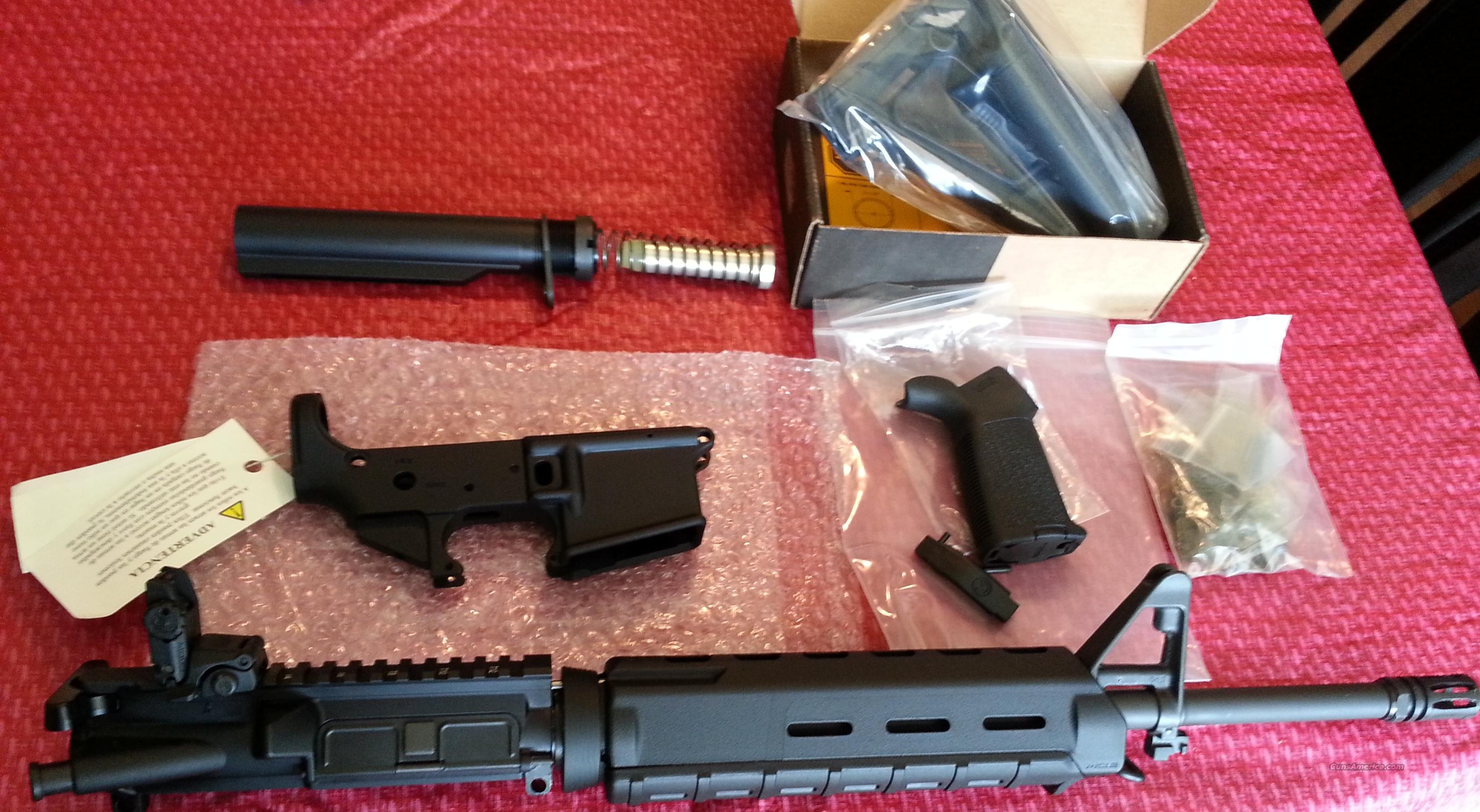 COMPLETE AR15 BUILD KIT A2  Guns > Rifles > AR-15 Rifles - Small Manufacturers > Complete Rifle