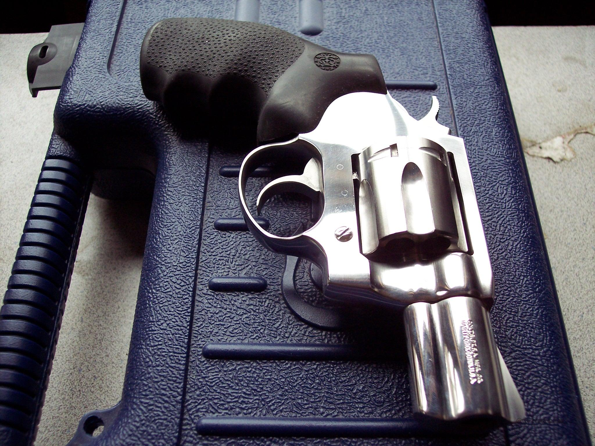 Colt magnum Carry 357 Magnum  Guns > Pistols > Colt Double Action Revolvers- Modern