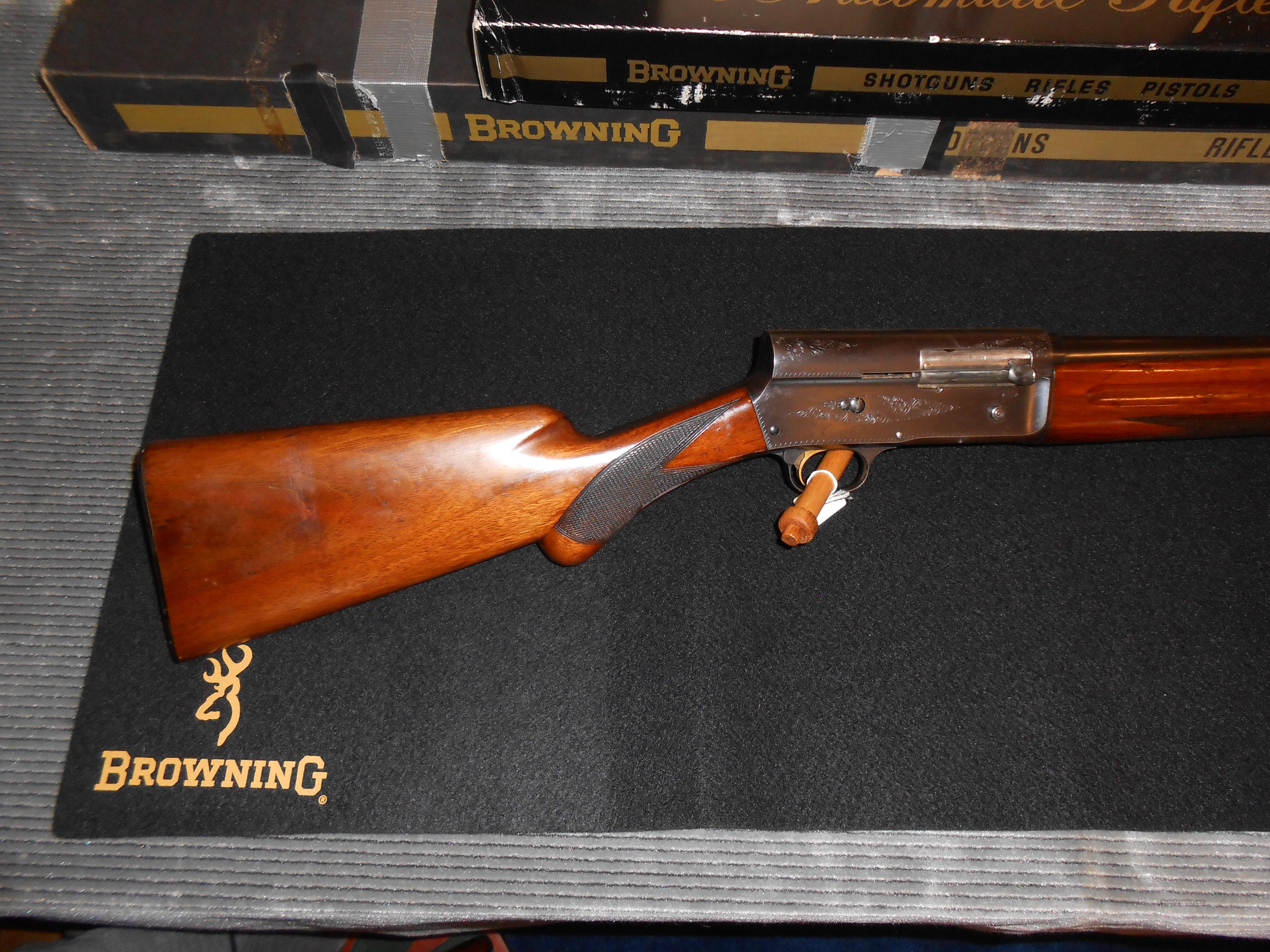 Used Browning Sweet 16 Belgium 1958  Guns > Shotguns > Browning Shotguns > Autoloaders > Hunting
