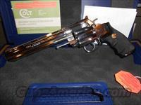 "Colt Anaconda 8"" Bright Polished Stainless.             Guns > Pistols > Colt Double Action Revolvers- Modern"