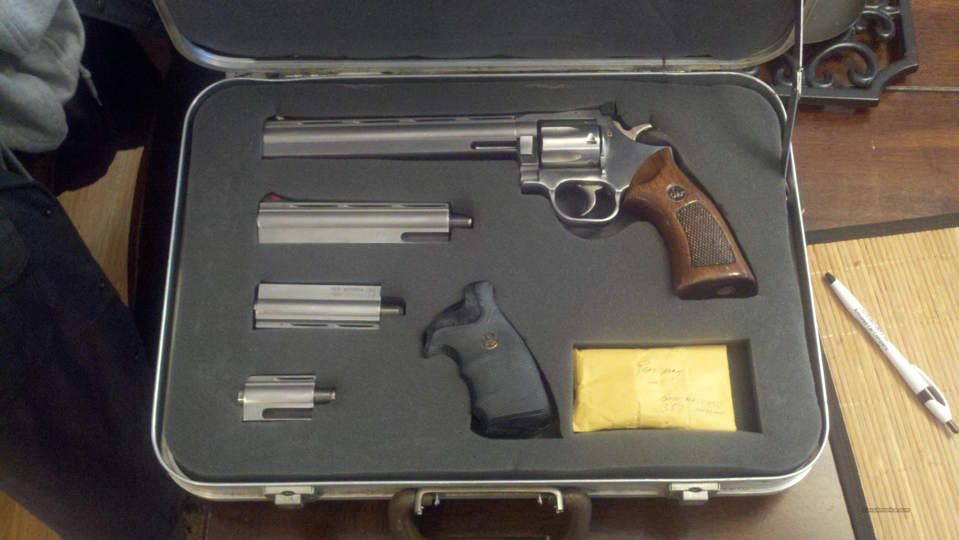 dan wesson .357 magnum stainless pistol pack  Guns > Pistols > Dan Wesson Pistols/Revolvers > Revolvers