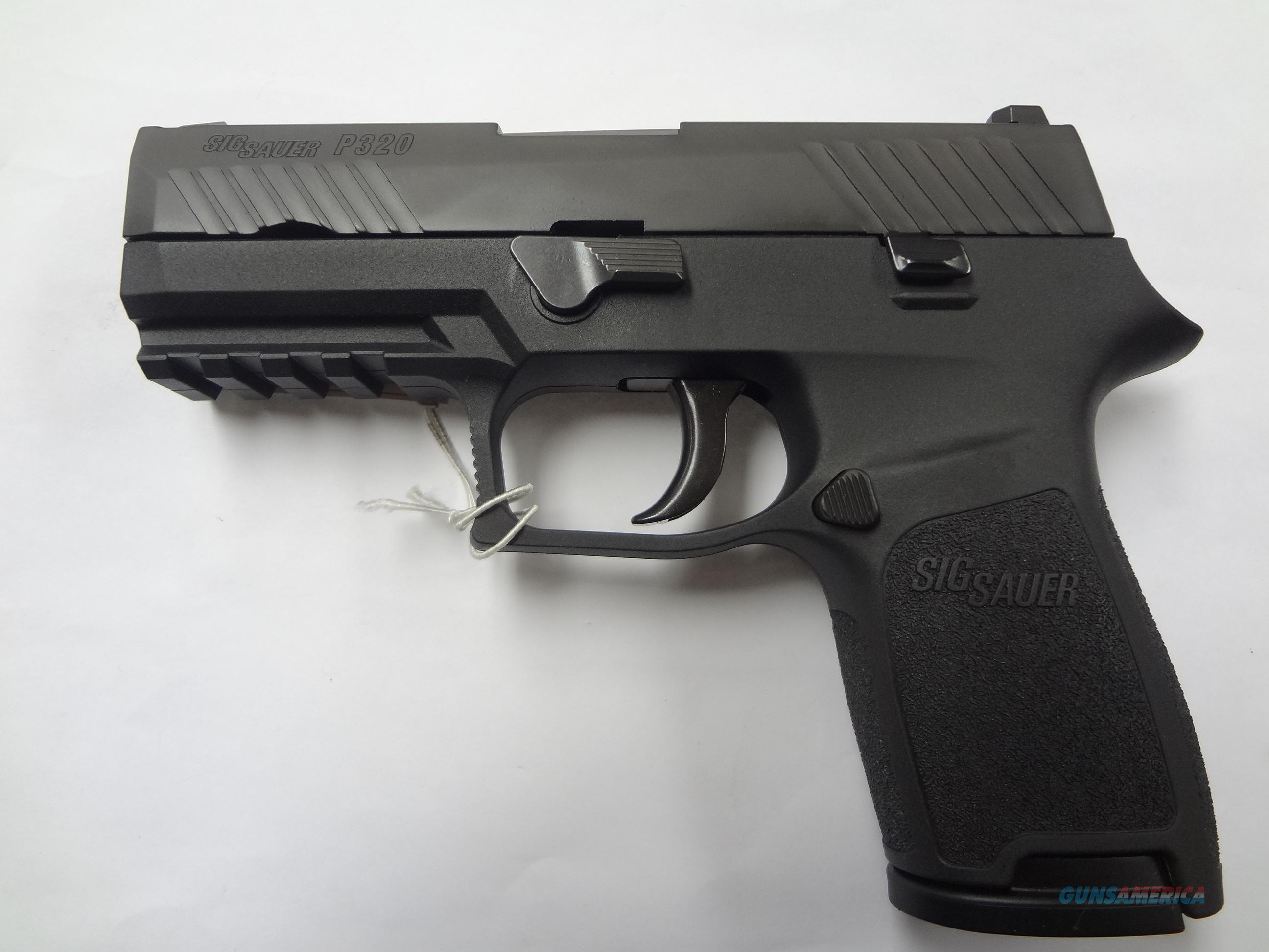 Sig Sauer P320 Carry 40S&W 13RD W/ Night Sights   Guns > Pistols > Sig - Sauer/Sigarms Pistols > Other