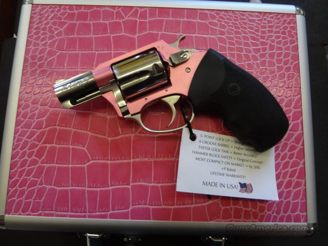 Charter Arms Chic Lady 38 Special 5 Shot  Guns > Pistols > Charter Arms Revolvers