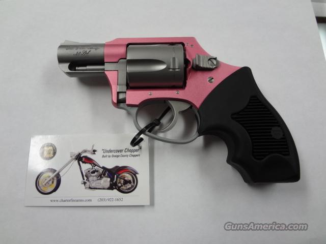 Charter Arms Pink Lady DAO 38SPL 5 Shot  Guns > Pistols > Charter Arms Revolvers