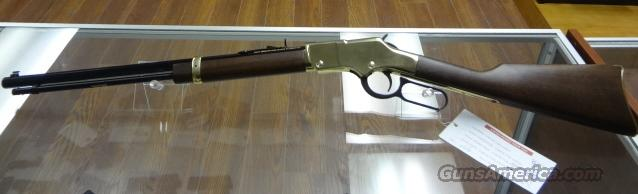 Henry Golden Boy 22LR 16RD Model H004     Guns > Rifles > Henry Rifle Company