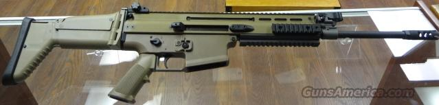 FNH SCAR 17S FDE 7.62X51 NATO 20RD      Guns > Rifles > FNH - Fabrique Nationale (FN) Rifles > Semi-auto > Other