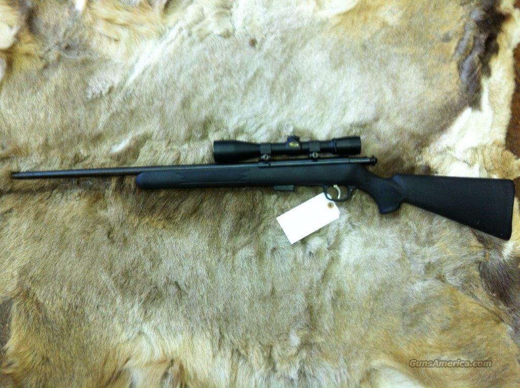 Savage Model 93R17 .17HMR cal  Guns > Rifles > Savage Rifles > Standard Bolt Action > Sporting