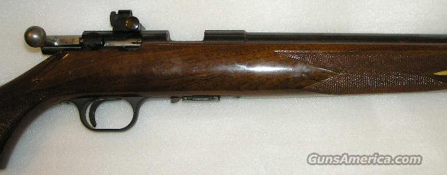Browning .22 Long Rifle (T-Bolt?) Made in Belgium  Guns > Rifles > Browning Rifles > Bolt Action > Hunting > Blue