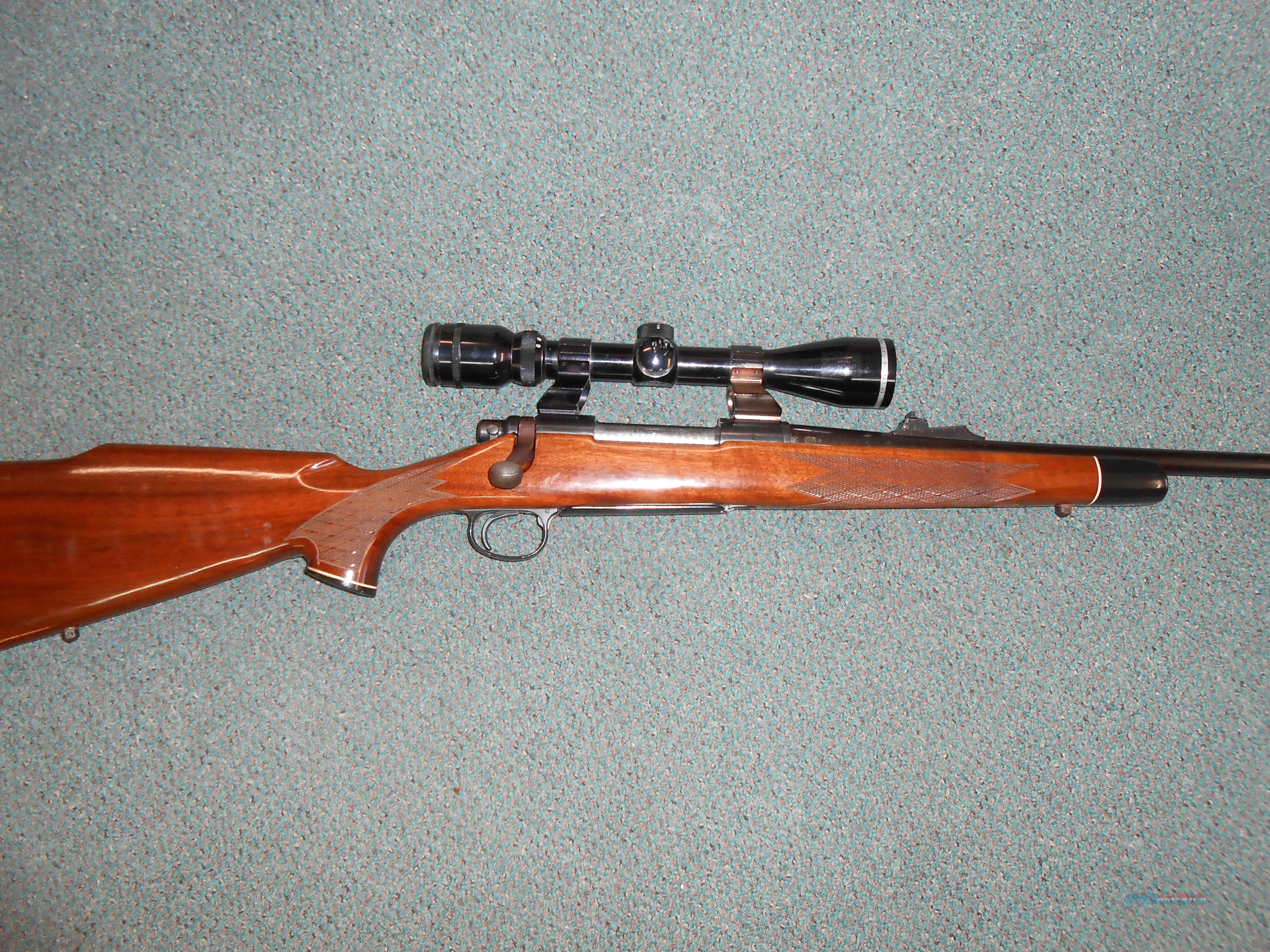 "Remington 700 BDL   24""   .25-06 W' scope  Guns > Rifles > Remington Rifles - Modern > Model 700 > Sporting"
