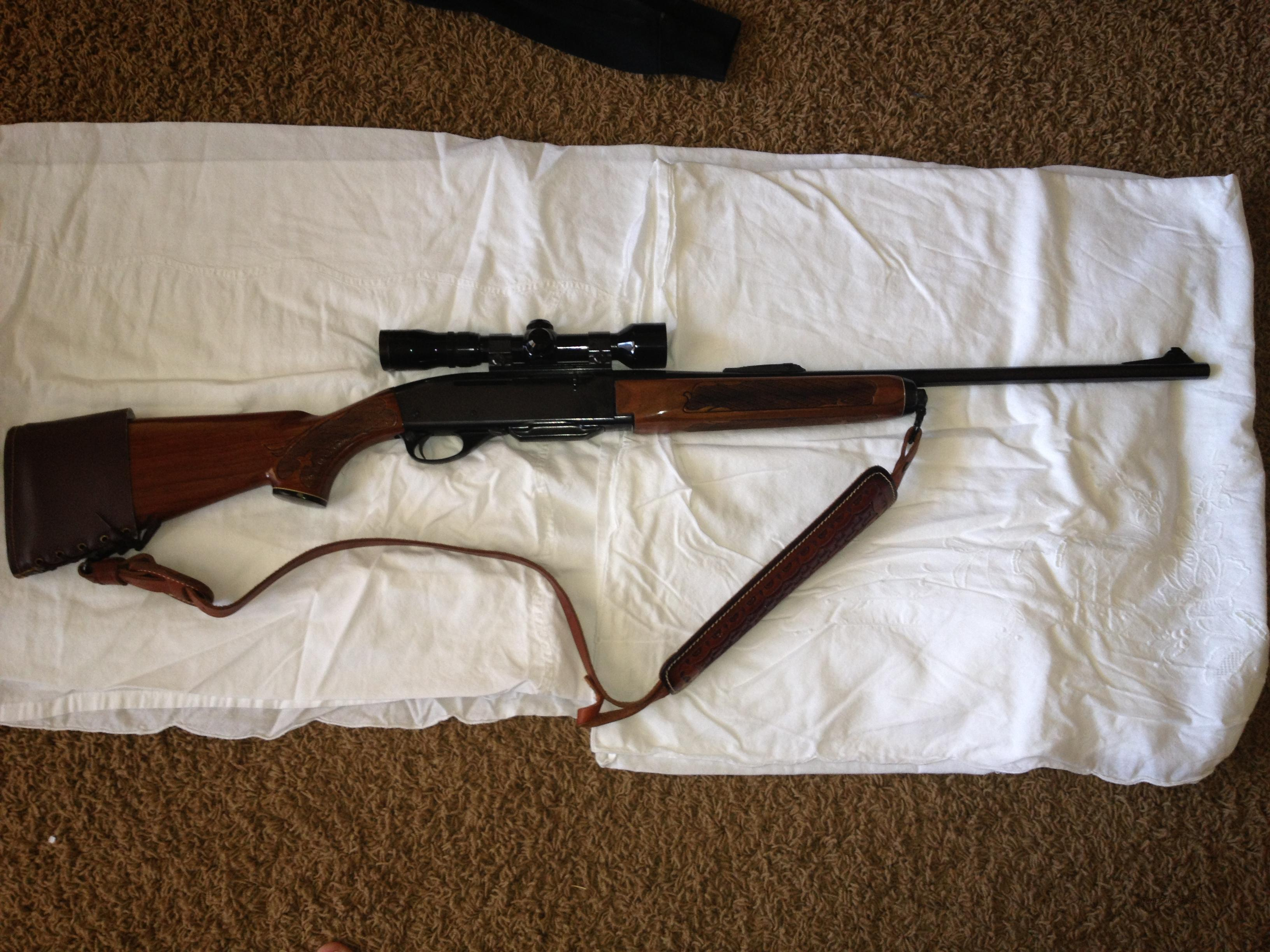 "Remington 742 ""Woodmaster"" 30.06  Guns > Rifles > Remington Rifles - Modern > Other"