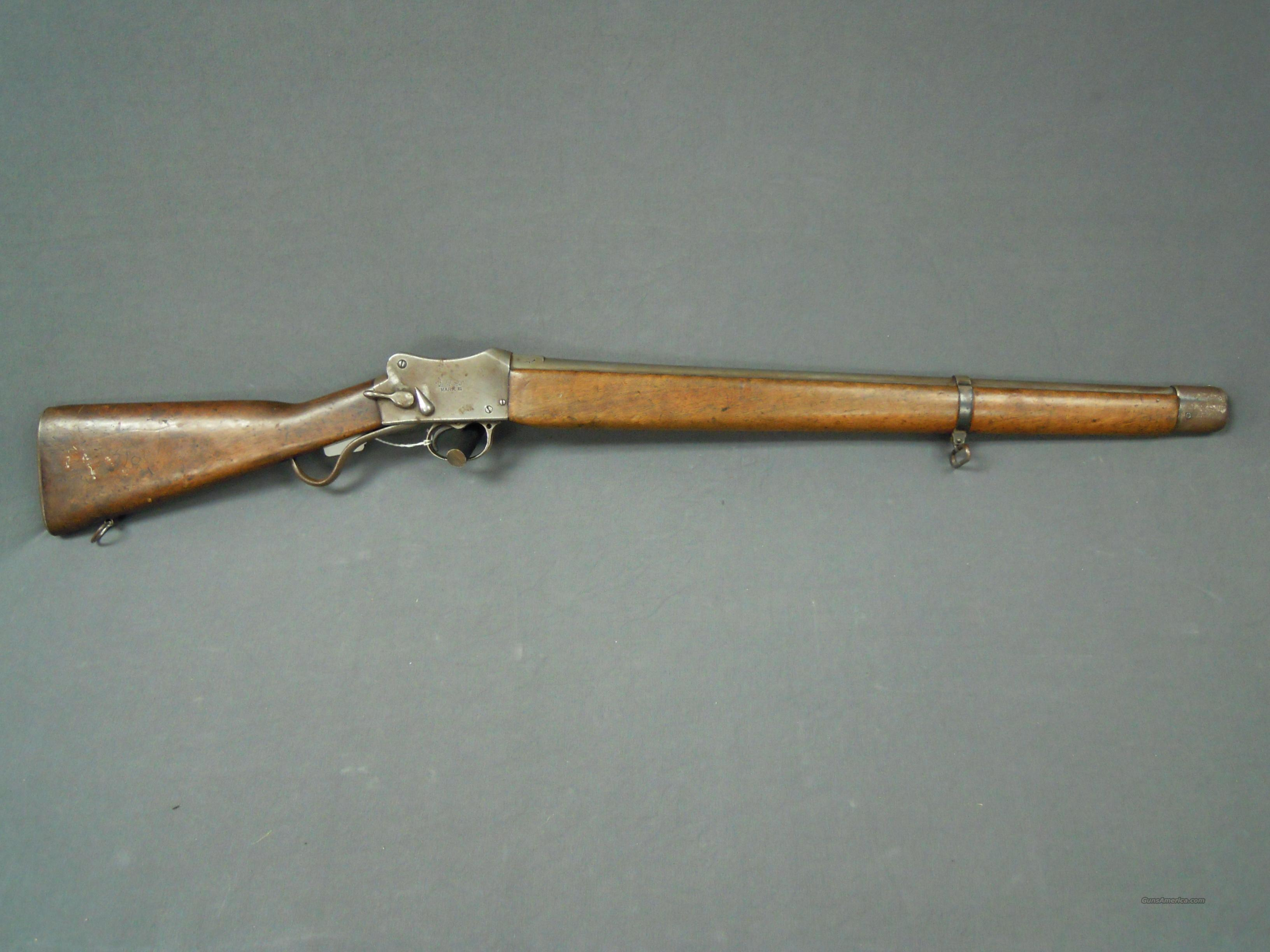 Martini 14 1/2 gauge shotgun