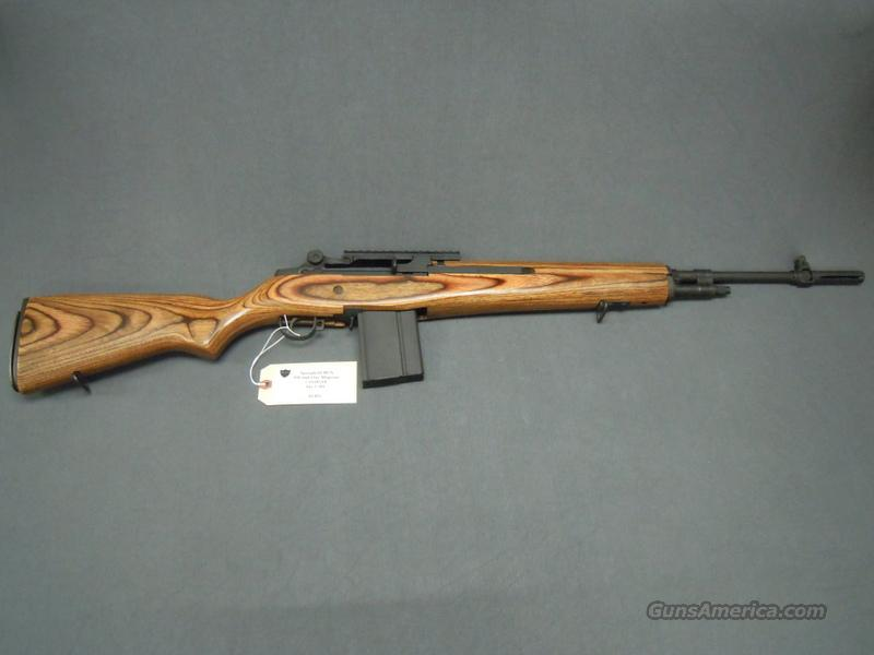 Springfield M1A Match Laminate Stock  Guns > Rifles > Springfield Armory Rifles > M1A/M14
