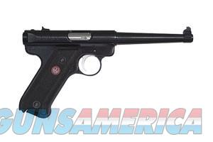 "NIB Ruger MK III 22lr 6"" blued Pistol NOT FOR CA.  Guns > Pistols > Ruger Semi-Auto Pistols > Mark I/II/III/IV Family"