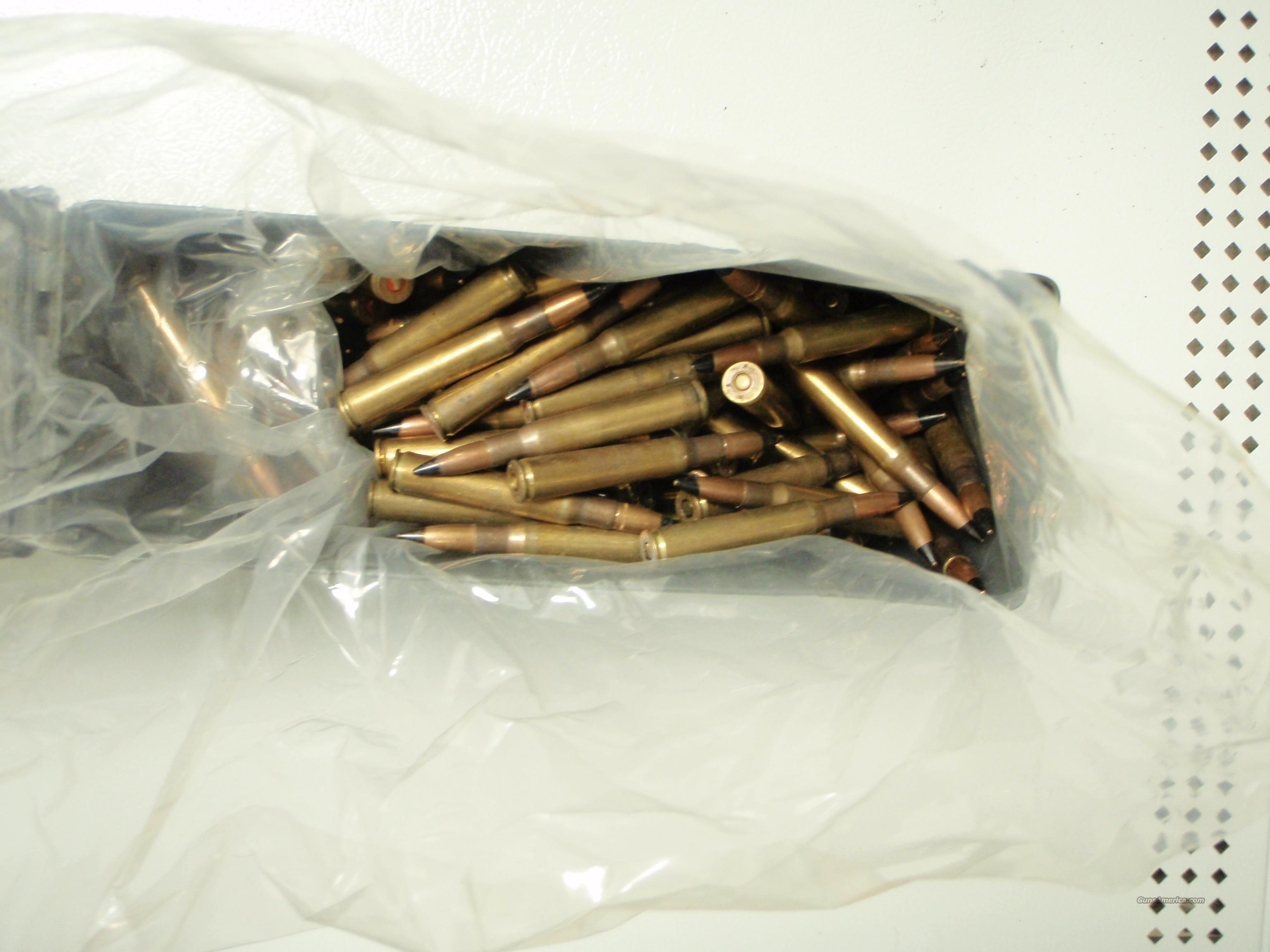 30-06 AP Armor Piercing Ammunition USGI  Non-Guns > Ammunition