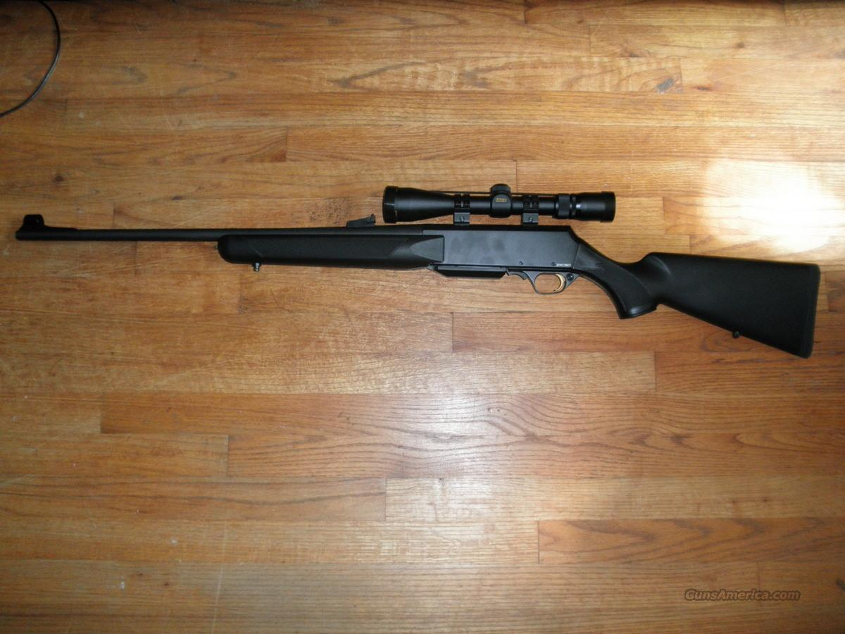 BROWNING RIFLE SEMI-AUTOMATIC .300 WinMag  Guns > Rifles > Browning Rifles > Semi Auto > Hunting