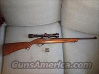 Ruger model 10-22 carbine  Guns > Rifles > Ruger Rifles > 10-22