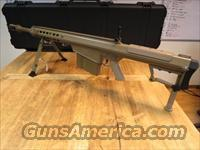 "Barrett M107A1 CQ 50 BMG 20""  Guns > Rifles > Barrett Rifles"