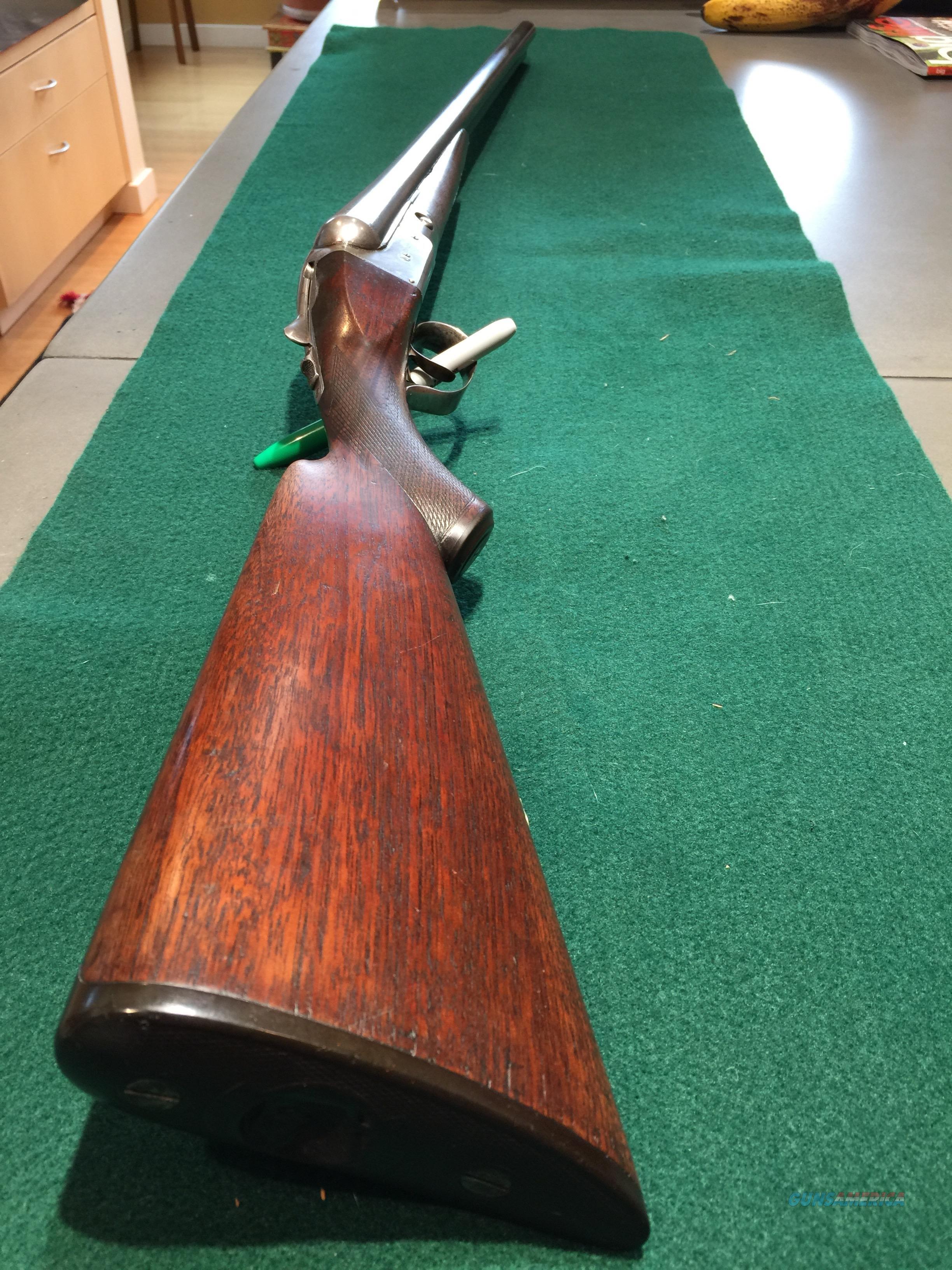 Parker VH Grade 12 Gauge Double Barrel SxS shotgun  Guns > Shotguns > Parker Shotguns