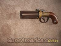 Black Powder Pepperbox  Guns > Pistols > Muzzleloading Modern & Replica Pistols (perc)