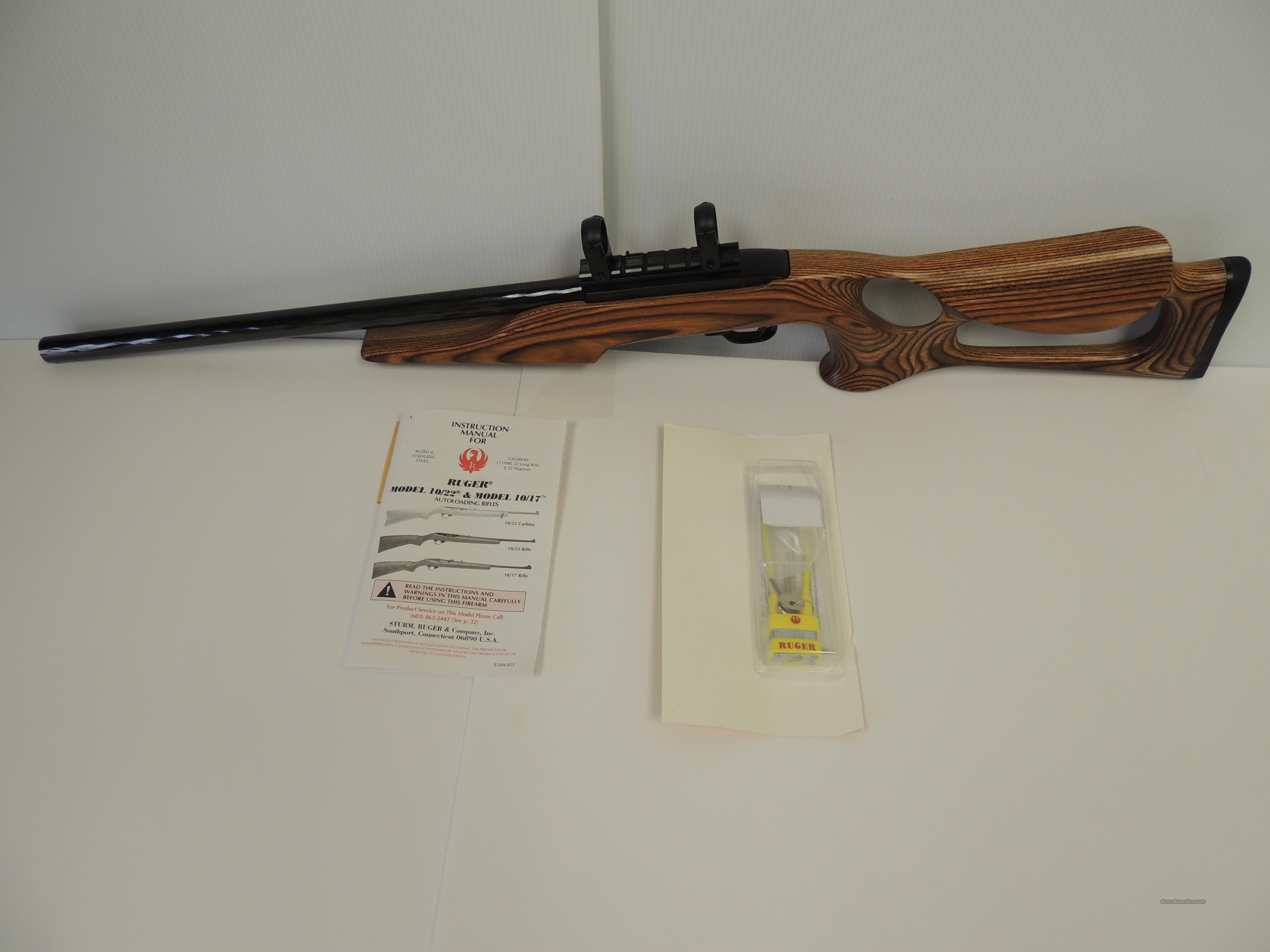 Ruger Race Rifle 1st addition  Guns > Rifles > Ruger Rifles > 10-22