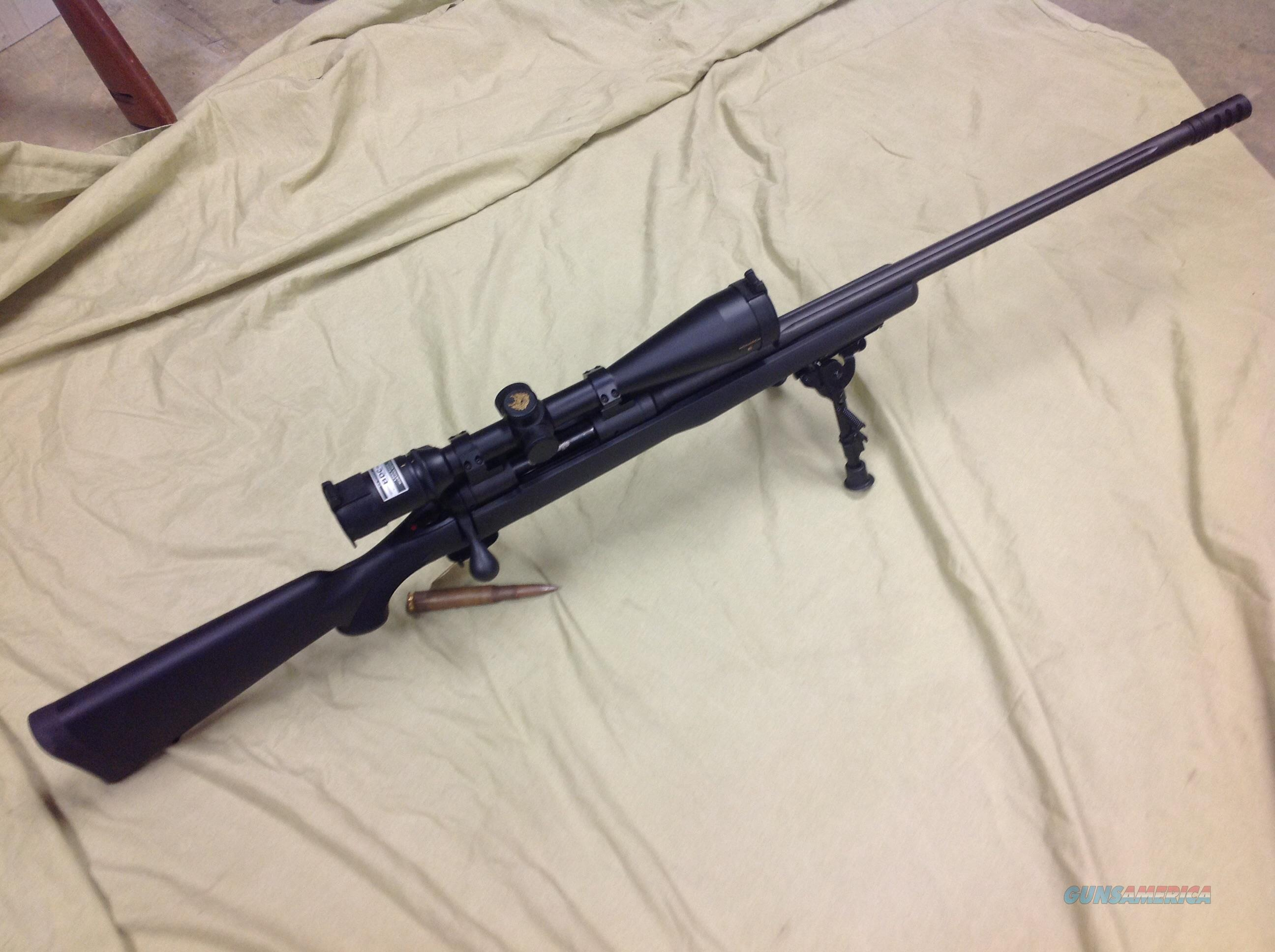 Savage Model 10 FCP-K 308 Tactical w/Nikon  Guns > Rifles > Savage Rifles > 10/110