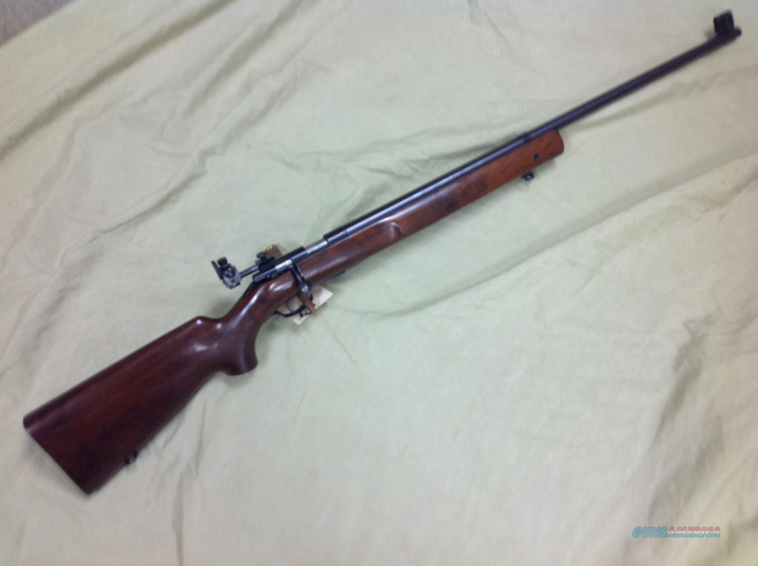 Winchester Model 75 22LR mfg 1939  Guns > Rifles > Winchester Rifles - Modern Bolt/Auto/Single > Other Bolt Action