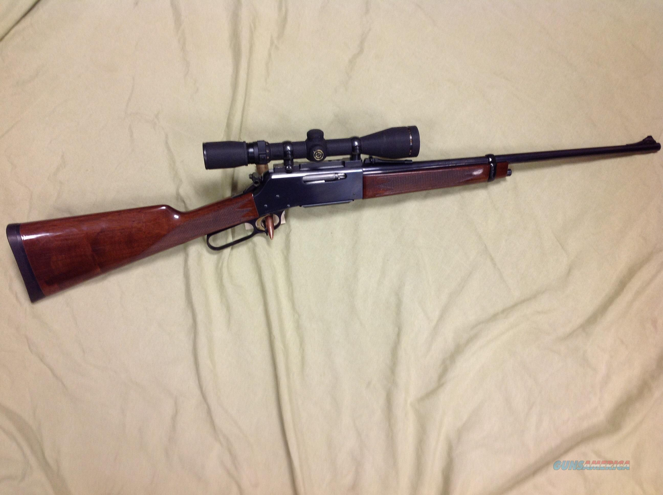 Browning BLR model 81 243Win  Guns > Rifles > Browning Rifles > Lever Action
