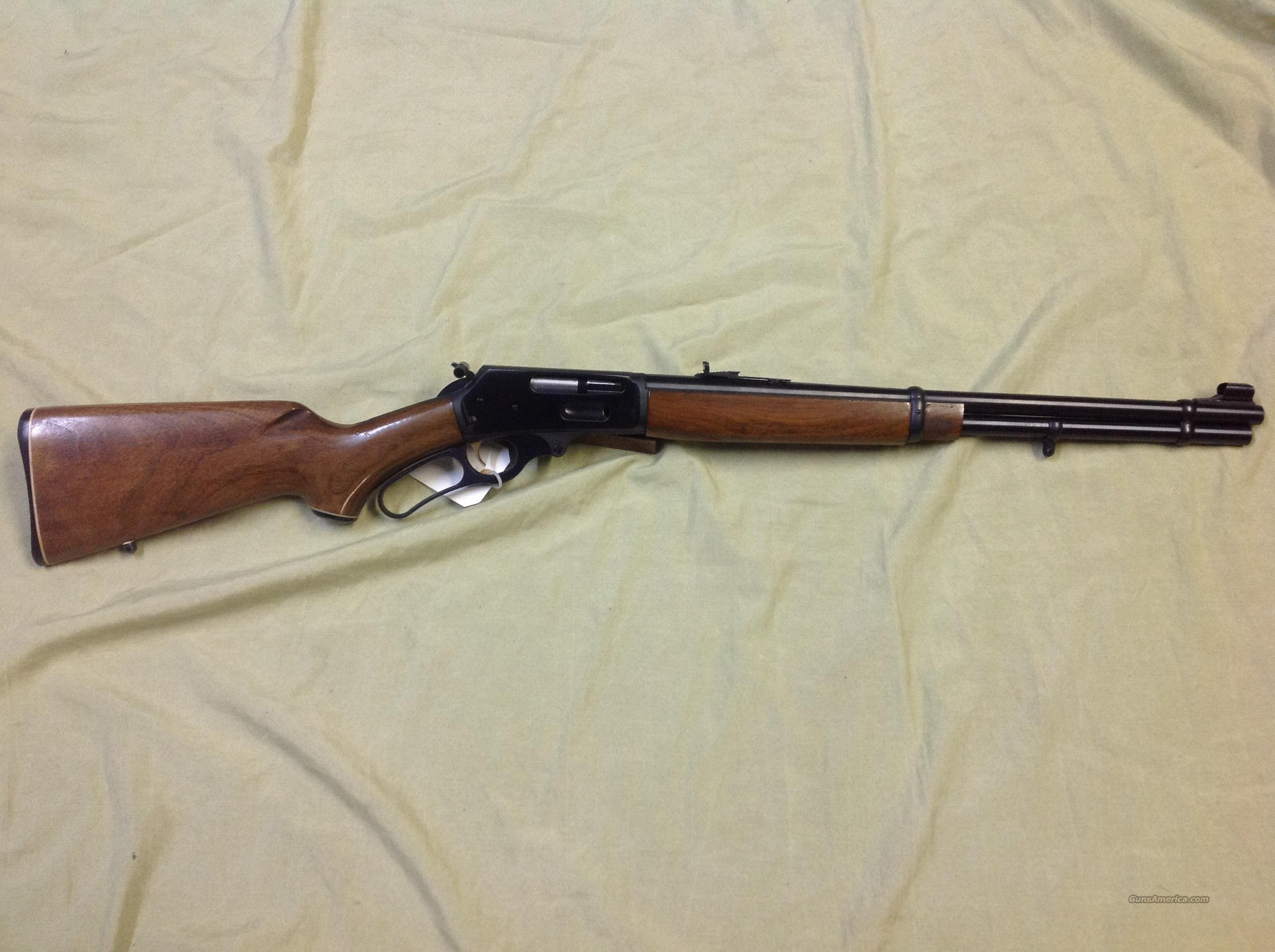 Marlin 336 30/30 Pre Safety JM stamped  Guns > Rifles > Marlin Rifles > Modern > Lever Action